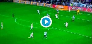 VIDEO Lionel Messi, la svirgolata peggiore della sua carriera