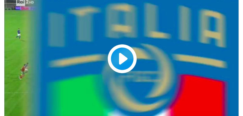 Vittorio Parigini video gol Italia-Marocco (Under 21): rete straordinaria