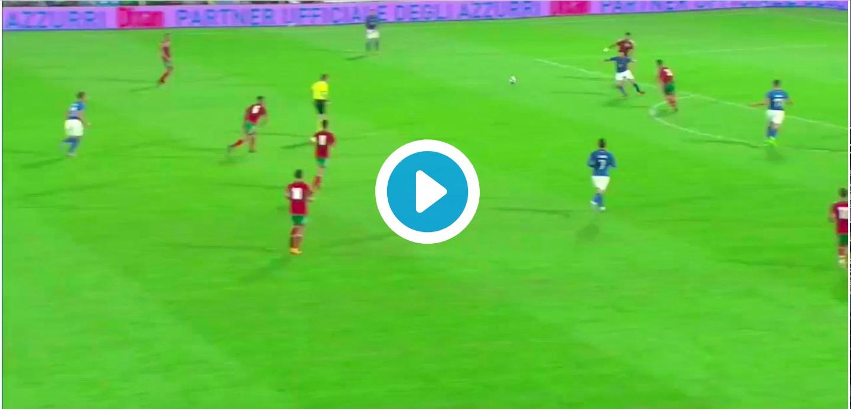 Under 21, Italia-Marocco 4-0: gli highlights. Cutrone e Parigini decisivi