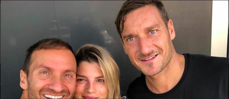 Francesco Totti e Emma Marrone, ecco dove vanno in palestra