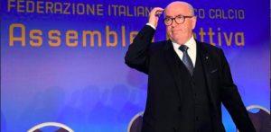 """Carlo Tavecchio: """"Insegneremo la Var agli arbitri stranieri"""""""