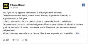 Bologna-Filippo-Donati-affitto-nero