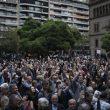 Catalogna, code all'alba per votare. Polizia catalana sta a guardare, Guardia Civil sfonda la porta08