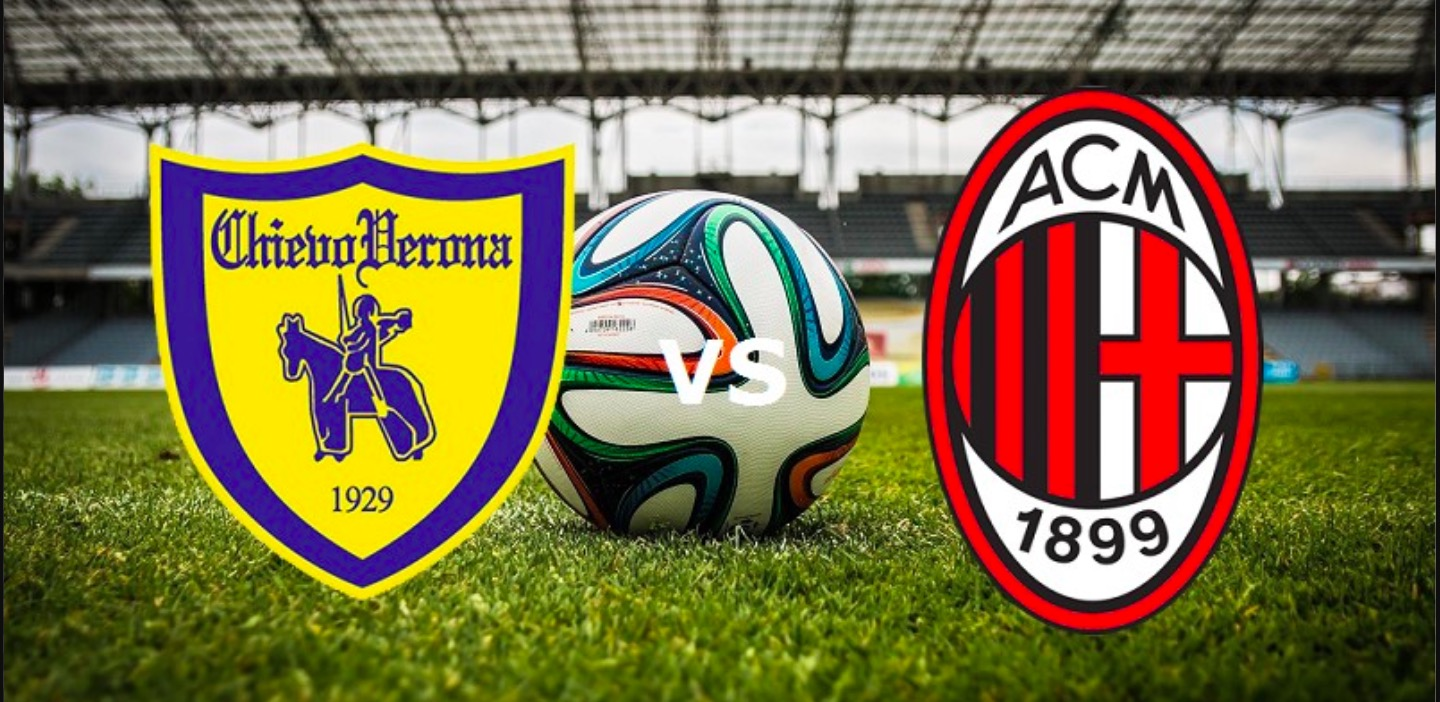 chievo-milan-streaming
