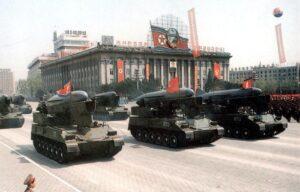 Corea del Nord sposta missili e dà dello psicopatico a Trump