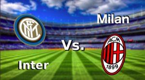 Inter-Milan diretta, formazioni ufficiali dalle 20.30 (Serie A)