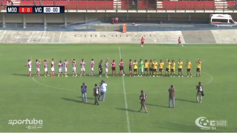 Modena-Albinoleffe, non si gioca. Altro 0-3 a tavolino