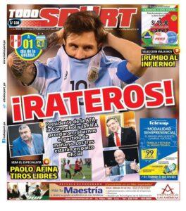 Argentina-Perù-todosport