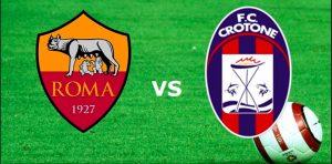 roma-crotone-diretta