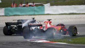 F1, Gp Malesia: Vettel rimonta, è quarto. Hamilton solo secondo. Vince Verstappen