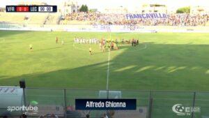 Virtus Francavilla-Sicula Leonzio Sportube: diretta live streaming, ecco come vedere la partita