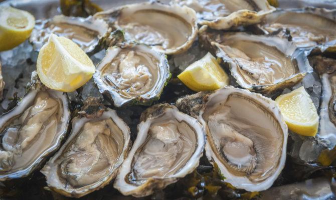 ostriche e salute della prostata