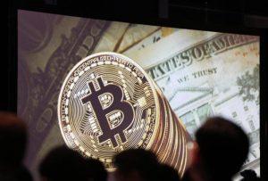 Bitcoin-affonda