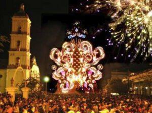 Cuba-esplosione -artificio