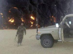 Libia-petrolio