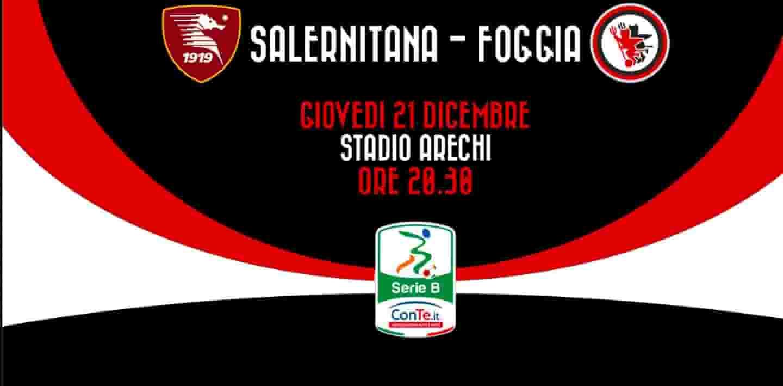 Salernitana-Foggia streaming-diretta tv, dove vederla ...