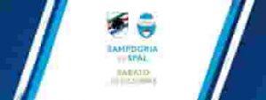 sampdoria-spal-streaming