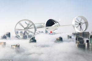 drone-biposto