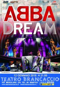 ABBAdream, la tribute band ufficiale al teatro Brancaccio di Roma