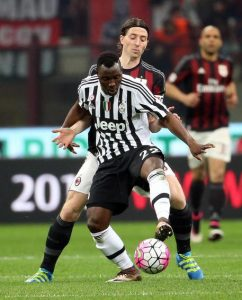 Calciomercato Juventus, Kwadwo Asamoah tra Roma   Inter