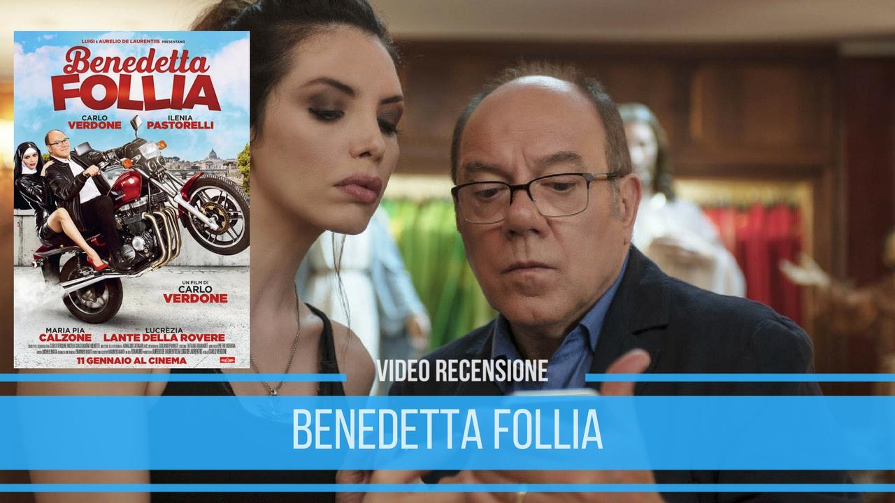 YOUTUBE Video Recensione: Benedetta follia. Carlo Verdone e il gioco dello specchio