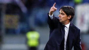 """Simone Inzaghi attacca: """"Ci davano al decimo posto, ora parlano tutti  noi"""""""