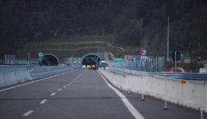 Un tratto dell'autostrada A1 (foto Ansa)