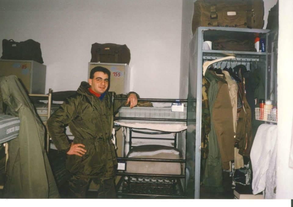 """Rep. Comando e Supporti Tattici Ariete Caserma """"Monti"""""""