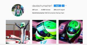 David Schumacher, nipote di Michael, comincia la carriera da pilota: l'obiettivo è la F1