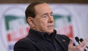 Berlusconi affaticato sospende la campagna elettorale
