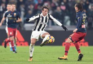 Juventus, Federico Bernardeschi e Douglas Costa infortunati