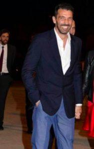 Gigi Buffon Ilaria d'Amico alle Mauritius, lei ha il fisico di una ventenne