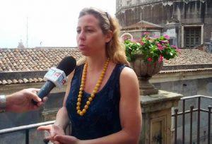 La deputata del Movimento 5 Stelle Giulia Grillo