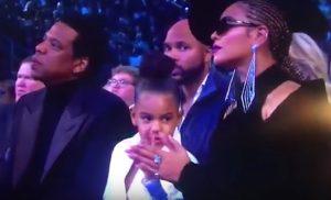 Blue Ivy, figlia Jay-Z e Beyoncé sgrida genitori