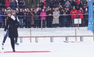 kate Middleton gicoa hockey Svezia