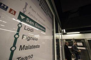 Roma, la metro C resta chiusa sabato 27 e domenica 28 gennaio per le prove sulla tratta Lodi - San Giovanni