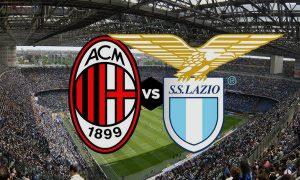 Milan-Lazio diretta highlights pagelle formazioni ufficiali video gol Coppa Italia