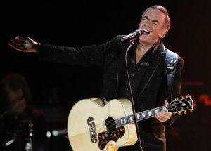 La musica potrebbe aiutare Neil Diamond, che ha scoperto di essere malato di Parkinson