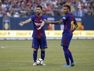 """Barcellona, Lionel Messi: """"Senza Neymar abbiamo più equilibrio"""""""