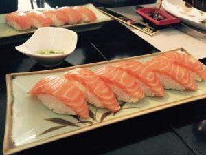 salmone-nigiri
