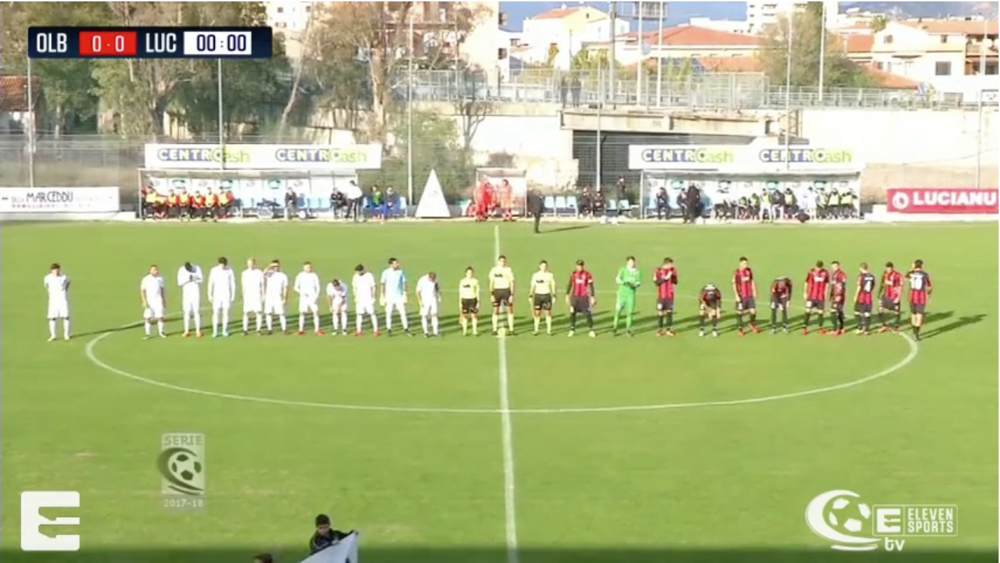 Olbia-Carrarese Sportube: diretta live streaming, ecco come vedere la partita
