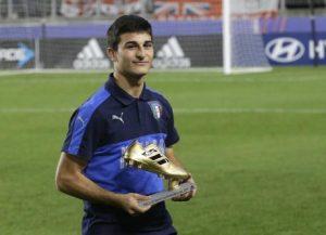 Calciomercato Juventus, Riccardo Orsolini al Bologna in prestito
