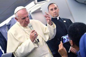 Papa Francesco chiedi scusa per gli abusi