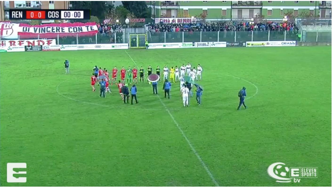 Rende-Lecce Sportube: diretta live streaming, ecco come vedere la partita