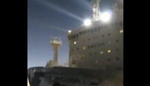 Nave rompighiaccio russa a propulsione nucleare