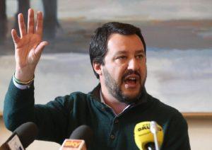 Matteo Salvini: Voglio essere come Trump