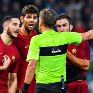 Sampdoria-Roma 1-1 highlights, pagelle: Dzeko-Quagliarella video gol