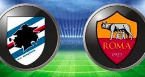 sampdoria-roma-streaming-diretta-tv