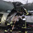 Milano, le FOTO treno squarciato tra Pioltello e Segrate: 2 morti, almeno 10 codici rossi 3