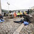 Milano, le FOTO treno squarciato tra Pioltello e Segrate: 2 morti, almeno 10 codici rossi 7